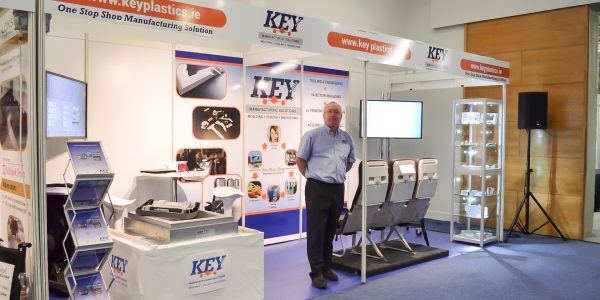 Key Plastics at Aviation Summit 2017