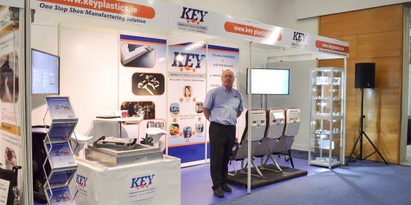 Key Plastics at Aviation Summit 2017
