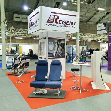 Regent at Aviation Summit 2017