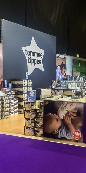 Tommee Tippee at Pregnancy & Baby Fair 2017