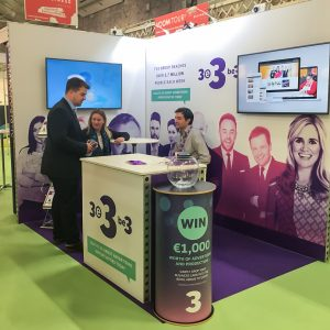 Tv3 at Tech Connect 2017